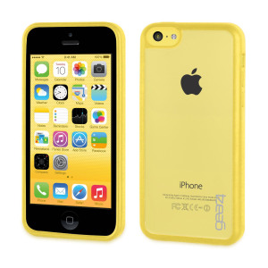 Gear4 IceBox Edge Case for iPhone 5C - Yellow