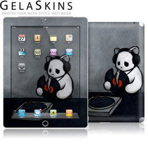 GelaSkins Skin For Apple iPad 2 - The Soundtrack (To My Life)