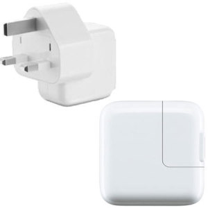 Genuine Apple 10W 2.1 Amp Mains Adaptor for iPad