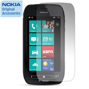 Genuine Nokia Lumia 710 Screen Protector - CP-5041