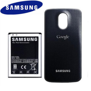 Genuine Samsung Extended Battery Kit for Galaxy Nexus - 2000mAh