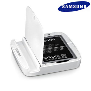 Official Samsung Galaxy Note 2 Extra Battery Kit - EB-H1J9VNEGSTD