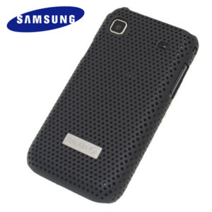 Genuine Samsung Galaxy S Mesh Case - Black