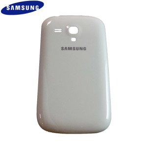 Genuine Samsung Galaxy S3 Mini i9300 Battery Cover - Ceramic White