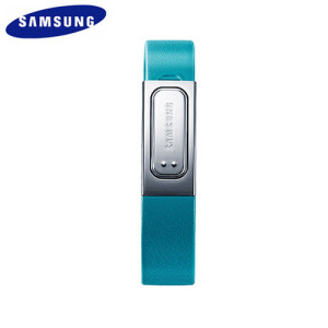 Genuine Samsung Galaxy S4 S Band Fitness Bracelet - Blue - Regular