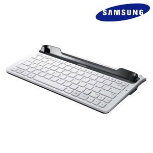 Genuine Samsung Keyboard Dock for Galaxy Note 10.1 - EKD-K14UWEGSTD