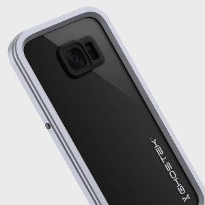 Ghostek Atomic 2.0 Samsung Galaxy S7 Edge Waterproof Case - Silver