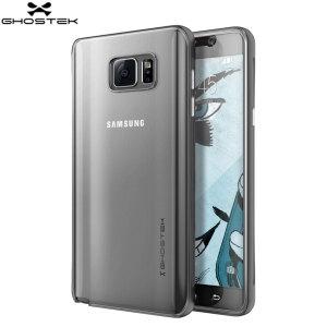 Ghostek Cloak Samsung Galaxy Note 5 Tough Case - Clear / Black