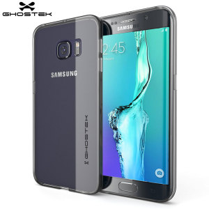 Ghostek Cloak Samsung Galaxy S6 Edge Plus Tough Case - Clear / Black