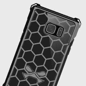 Ghostek Covert Samsung Galaxy Note 7 Bumper Case - Clear / Black