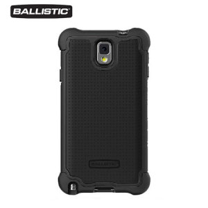 Go Ballistic Shell Gel SG Series Case for Galaxy Note 3 - Black