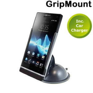 GripMount Case Compatible Car Pack - Sony Xperia S