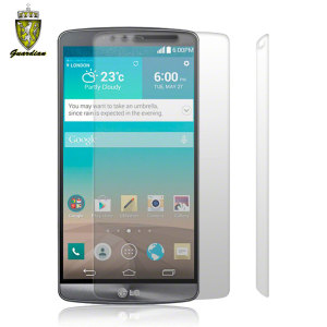 Guardian LG G3 Screen Protector - 2 Pack