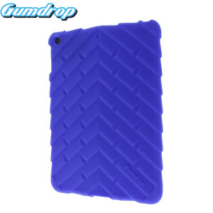 Gumdrop Bounce Series iPad Air Case - Blue