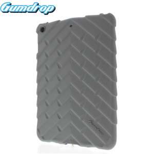 Gumdrop Bounce Series iPad Air Case - Grey