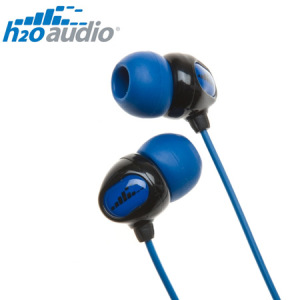 H2O Audio Surge 2G Waterproof Headphone