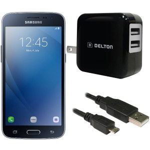 High Power 2.1A Samsung Galaxy J2 2016 Wall Charger - USA Mains