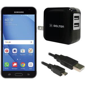 High Power 2.1A Samsung Galaxy J3 2016 Wall Charger - USA Mains
