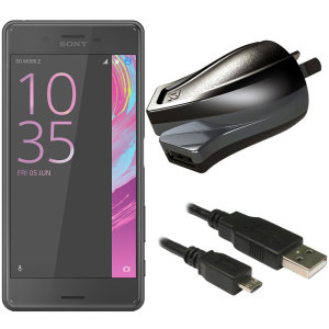 High Power 2.4A Sony Xperia X Performance Charger - Australian Mains