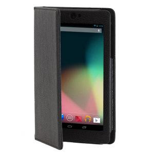Hipstreet Google Nexus 7 Folio Case - Black - HS-ANX7EXCS-BK
