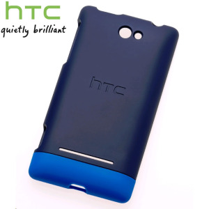 HTC 8S C820 with Double Dip Hard Shell - Blue