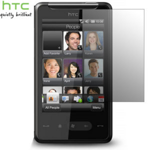 HTC HD Mini Screen Protector SP P350 - Twin Pack