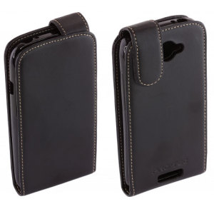 HTC One V Executive Flip Case