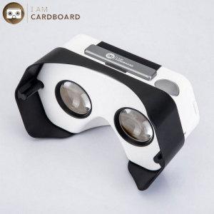 I AM Cardboard DSCVR Headset - Black