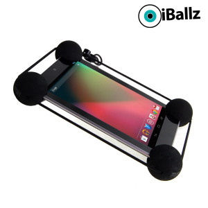 iBallz Google Nexus 7 Shock Absorbing Harness