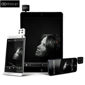 iblazr LED Flash for Apple & Android Devices - Black
