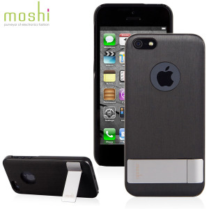 iGlaze Kameleon Case for iPhone 5S / 5 - Black