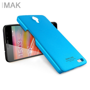 IMAK Alcatel One Touch Idol X Shell Case - Blue