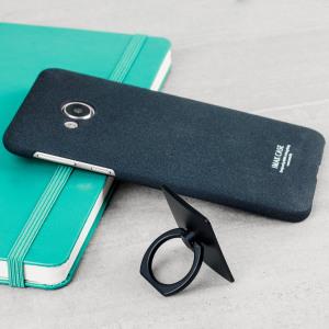IMAK Marble HTC U Play Stand Case - Black