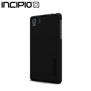 Incipio DualPro Case For Sony Xperia Z1 - Black/Black