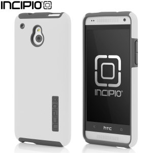 Incipio DualPro for HTC One Mini - White / Grey