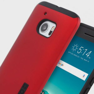 Incipio DualPro HTC 10 Case - Red