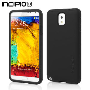 Incipio DualPro Samsung Galaxy Note 3 Hard Shell Case - Black