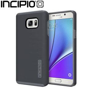 Incipio DualPro Samsung Galaxy Note 5 Case - Dark Grey / Light Grey