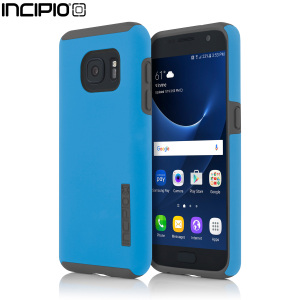 Incipio DualPro Samsung S7 Case - Blue / Grey