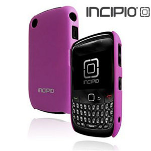Incipio Feather Case for BlackBerry Curve 8520/9300 - Purple
