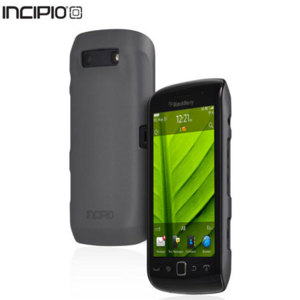 Incipio Feather Case for BlackBerry Torch 9860 - Grey