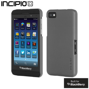 Incipio Feather Case for BlackBerry Z10 - Grey