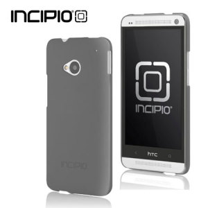 Incipio Feather Case For HTC One M7 - Iridescent Grey