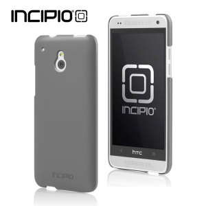 Incipio Feather Case for HTC One Mini - Charcoal Gray
