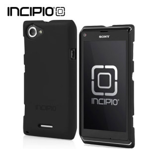 Incipio Feather Case for Sony Xperia L - Black