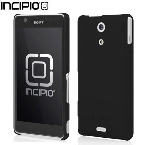 Incipio Feather Case for Sony Xperia ZR - Black