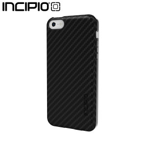 Incipio Feather CF Case For iPhone 5C - Black