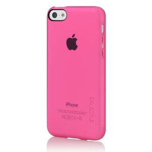 Incipio Feather Clear Case For Phone 5C - Pink