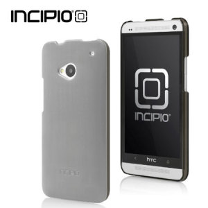 Incipio Feather Shine Case For  HTC One M7 - Silver