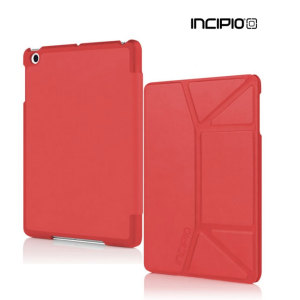 Incipio LGND Hardshell Case for iPad Mini 2 / iPad Mini - Red